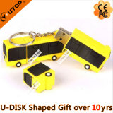Customerized Gift School Bus PVC USB Disk (YT-SB)