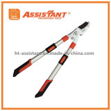 Pruning Shears Telescopic Extendable Aluminum Handles Drop Forged Anvil Loppers