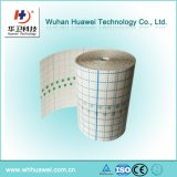 Medical PU Film Raw Material for Wound Dressing, I. V Dressing with Line Cutting Linier