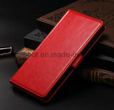 Leather Mobile Phone Case for Sony, iPhone Type