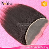 13X4 Brazilian Yaki Straight Lace Frontal Closure Human Kinky Straight Closure Frontal