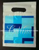 Die Cut Handle Colorful Plastic Shopping Bag