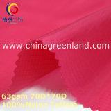 Woven Nylon Plaid Fabric for Shirt Textile (GLLML356)