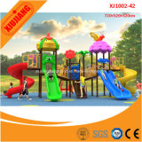 Kids Outdoor Plastic Playground Game Center School Furniture
