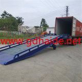 Mobile Yard Ramp for Loading