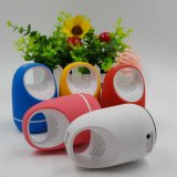 S05c Hanging Hands Free Bluetooth Wireless Speaker Phone with TF