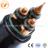 High Voltage XLPE / PVC Swa Power Cable