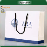 High Quality Fashion Luxury Logo Printing Paper Gift Bags