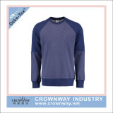 Stone Washed Vintage Look Sweatshirt Custom for Men