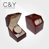 Small Size Simple Opreate Wood Automatic Watch Winder