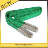 Duplex Double Eye Polyester Webbing Sling Belt (NHWS-A)