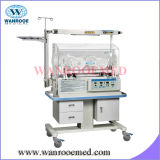 LED Screen Infant Incubator for Baby with 6 Windows