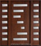 Modern Main Solid Wood Door, Entrance Doors Design