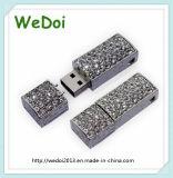 Diamond USB Flash Drive with Full Capacity (WY-D20)