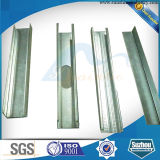 Galvanized Steel U/Drywall C Channel