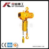 Kf 1t Electric Chain Hoist Hook Fixed Type (single speed)