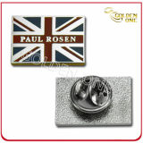 England Flat Souvenir Die Stuck Hard Enamal Pins
