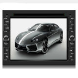 6.2′′ Car Dash Board Stereo DVD Player for Renault