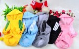 Winter Pet Clothing Wholesale Dog Coats Camo Army Fleece Hoodie Pet Coat