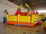 Lovely and Funny Inflatable Castle with Competitive Price (A219)