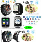 Touch Screen Smart Bluetooth Watch with NFC Function (Q18plus)