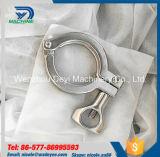 Ss304 Sanitary Double Pin Hoop
