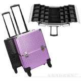 Trolley Cosmetic Case for Travel
