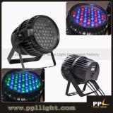 Waterproof LED Zoom PAR 54X3w LED PAR Can Outdoor Use