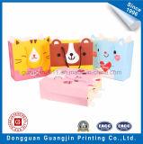 Custom New Design Cute Pattern Paper Gift Bag