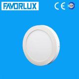 Surface Mounted Round LED Panel Light 6W
