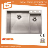 Handmade Stainless Steel Kitchen Sink of Khd-3322b