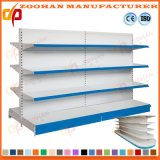Wholesale Double Side Supermarket Store Advertising Display Shelf (Zhs105)