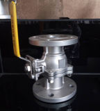 High-Platform Floating Flange Ball Valve