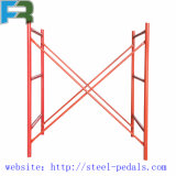 1219*1700 Galvanized Scaffolding System for Construction