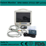 12.1-Inch Multi-Parameter Patient Monitor (ECG, NIBP, SpO2, Temp, Resp, HR, Dual-IBP, Printer, ETCO2) -Stella