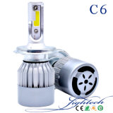 Auto LED Light H4 and 50W Car LED Headlight with H7 LED Headlight