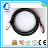Black Optical Fiber Cable