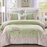 Korean Princess Style Egyptian Embroidery Cotton Bedding