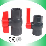 China PVC Octagonal Ball Valve for Water Supply