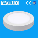 24W Surface Mounted Round LED Panel Light