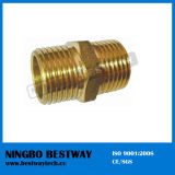 "1/2""-2"" Brass Pipe Fitting Brass Nipple (BW-635)"