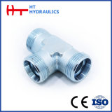 Hebei Factory NPT Male Hydraulic Hose Fitting Adapter