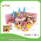 European Standard Castle Children Playground Equipment Indoor with En1176