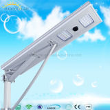 Outdoor Sensor 5W-120W Integrated All in One Solar LED Street Light with Lithium Battery