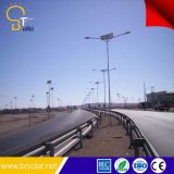 IP66 Waterproof 8m Pole Double 40W LED Solar Street Light