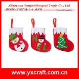 Christmas Decoration (ZY15Y224-1-2-3) Xmas Craft