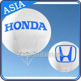 Inflatable Floating Advertising Balloon Sphere with Logo for Show