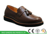 Coffee/Brown Comfortable Casual Business Men Health Leather Shoes