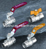 Inig&Watermark Aproved Brass Gas Valves (VG-A61011)