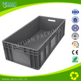 Gray Plastic EU Container for Autoparts Use